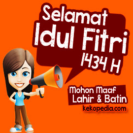 Dp BBM Lebaran Idul Fitri