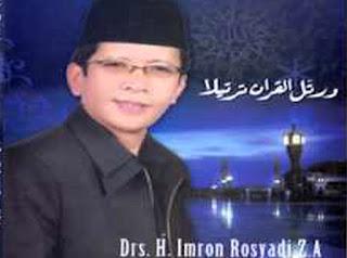 Download Mp3 Tilawah Qori' H. Imron Rosyadi Surat Az Zumar Ayat 73-75