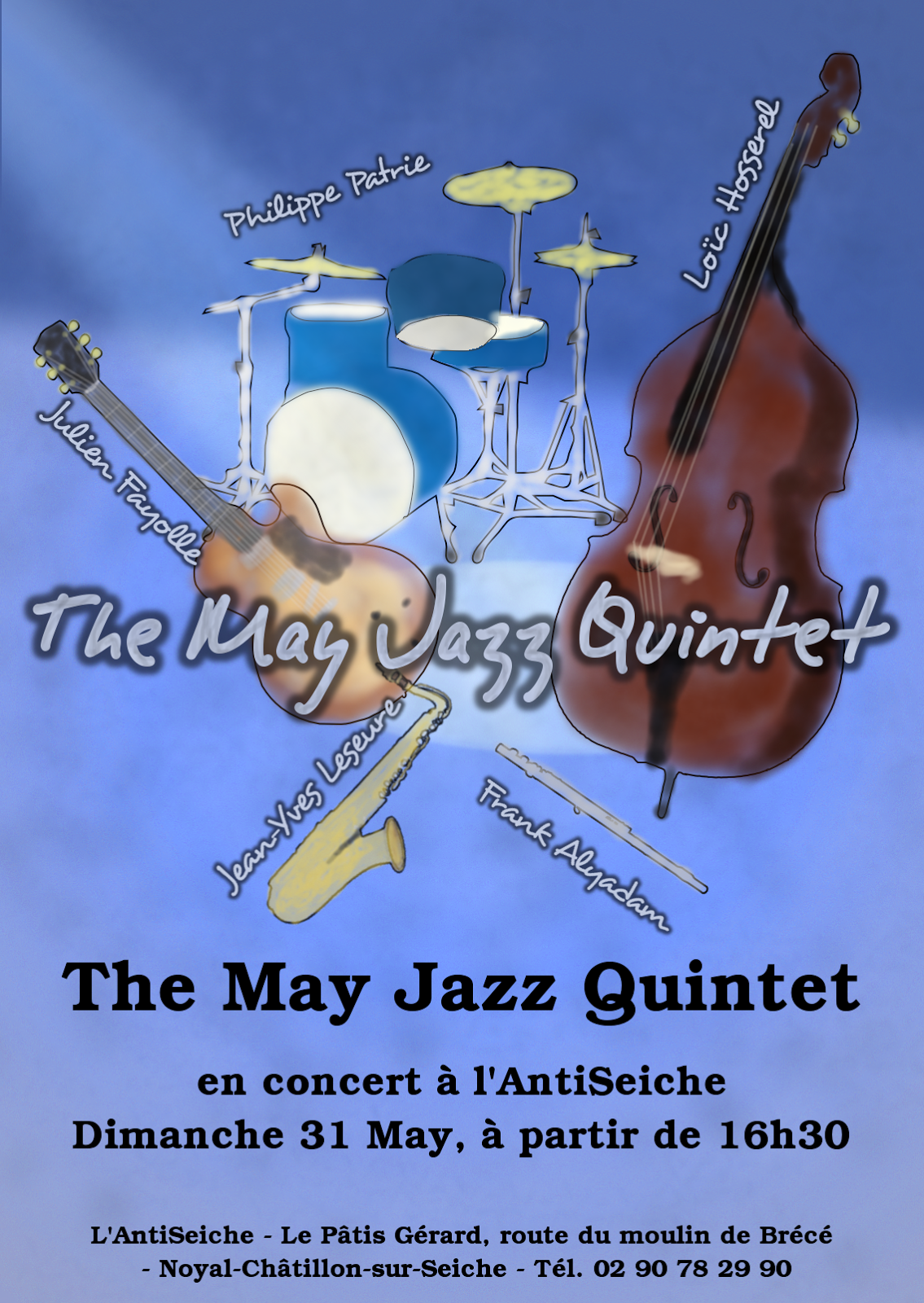 The MaY JaZz  QuiNteT