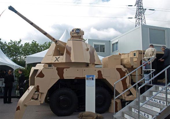 EUROSATORY(ユーロサトリー) 軍事総合展示会 | パリ