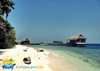 pemandangan pulau tengah karimunjawa