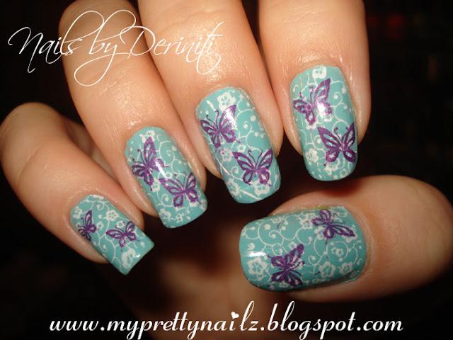 My Pretty Nailz: March 2011