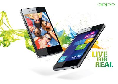 Daftar Harga Handphone OPPO Find Terbaru Update Juli 2013