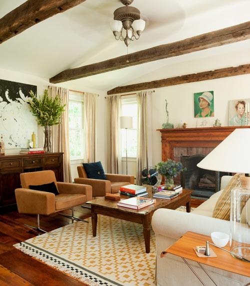 A Warm Rug Some Fall Primping Home Decor: Rikshaw Design: Fall Home