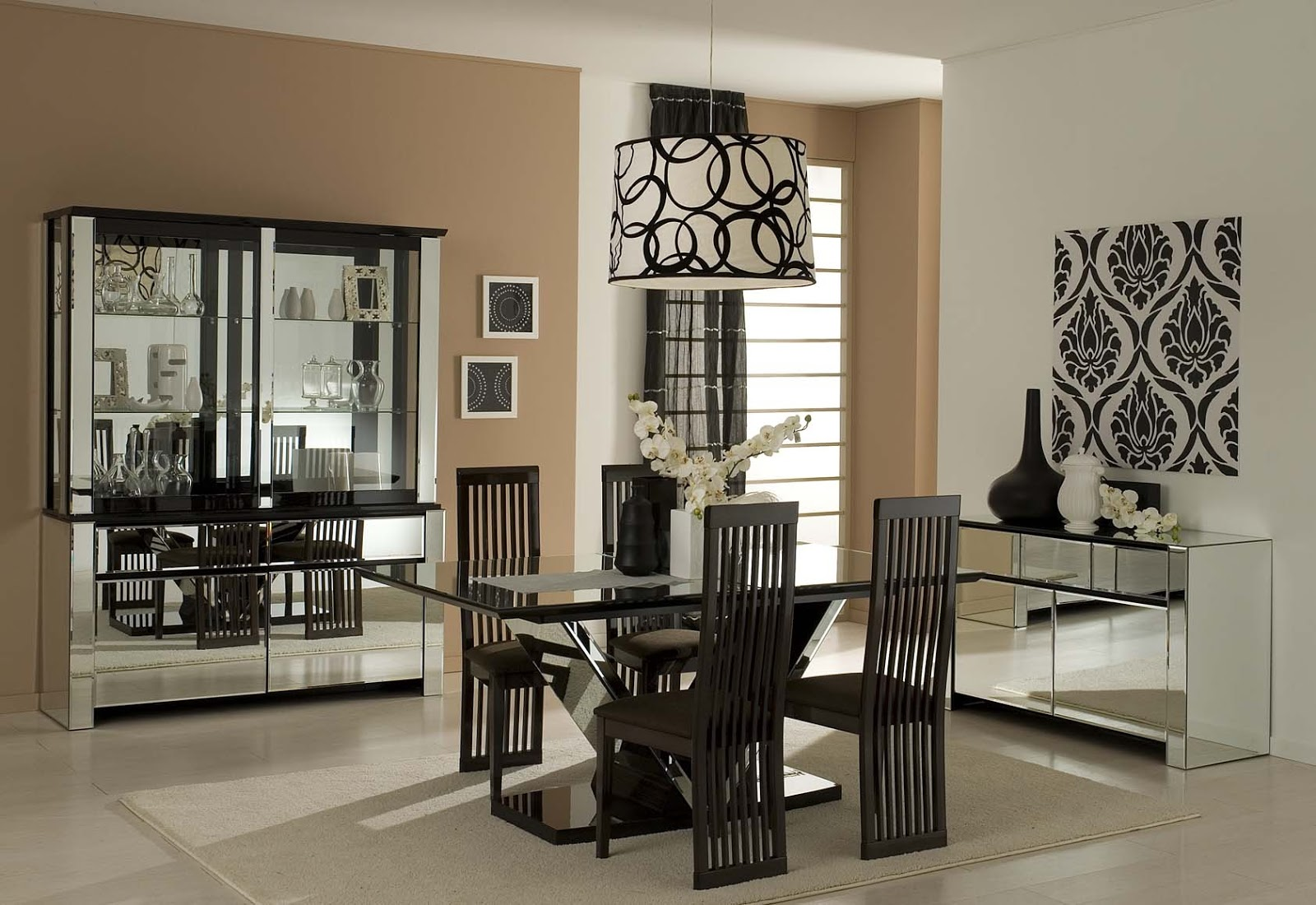 home and decoration tips how to organize your dining room