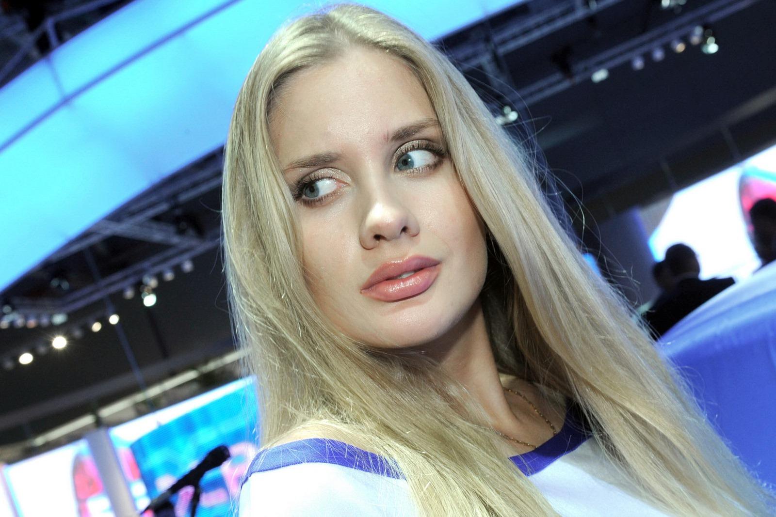 Фото московских девушек 6 фотография