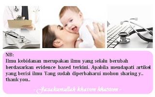 Checklist pendidikan kesehatan (Penkes) Tablet tambah darah (FE) Ibu hamil
