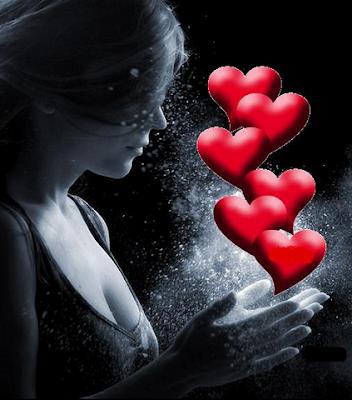 Lettre d'amour fort