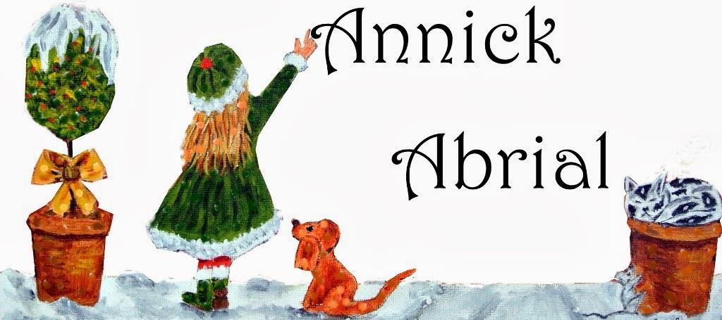 Annick Abrial - Art naïf