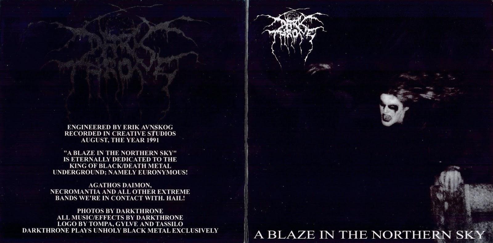 explosi211n metal troop darkthrone 1992 a blaze in