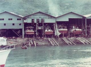American Marine Junk Bay, båtbyggeri