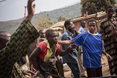 Amnesty Serukan Perlindungan Terhadap Warga Sipil di Republik Afrika Tengah
