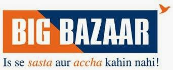 Nearbuy : Buy Big Bazaar Rs. 500 Big Bazaar Voucher Rs. 345 only – BuyToEarn