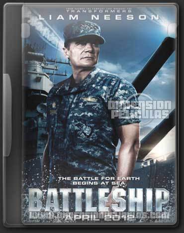Battleship (BRRip HD Dual Inglés / Español Latino) (2012)