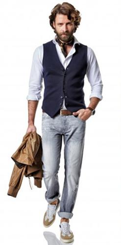 f7ba005940 Macho Moda - Blog de Moda Masculina  Dicas para usar Colete Social sem  Paletó