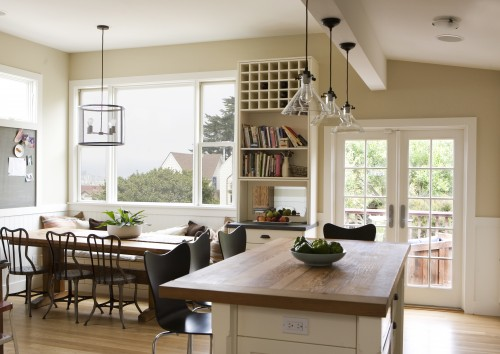 Kitchen Island Pendant Light Glass
