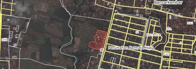 Lokasi Taman Balai Kemambang Purwokerto