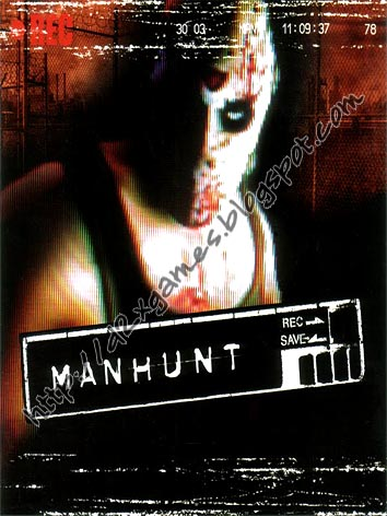 Free Download Games - ManHunt