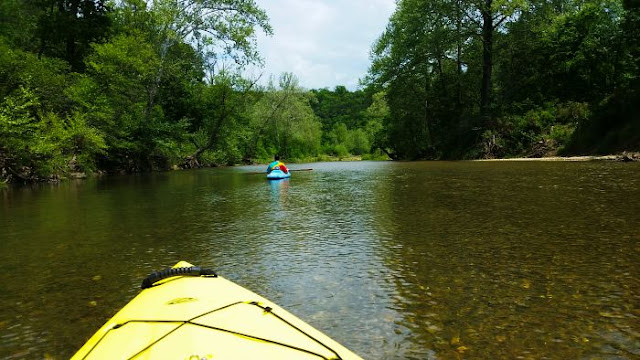Kings River Kayaking: Trigger Gap to McMullen Farm