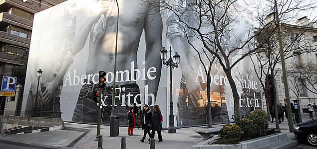 Abercrombie Madrid Por Dentro