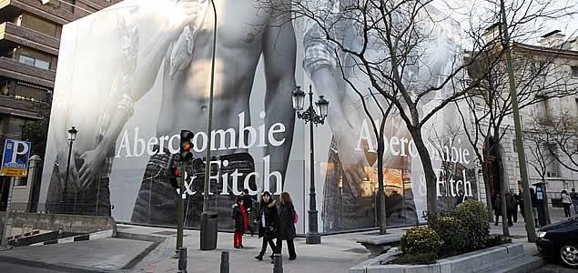 Abercrombie España Tiendas Madrid