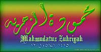 Mahmudatuz Zuhriyah
