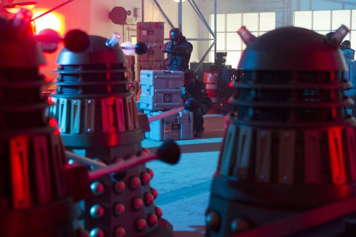 Doctor Who - Episode 8.02 - Into the Dalek - Promotional Photos