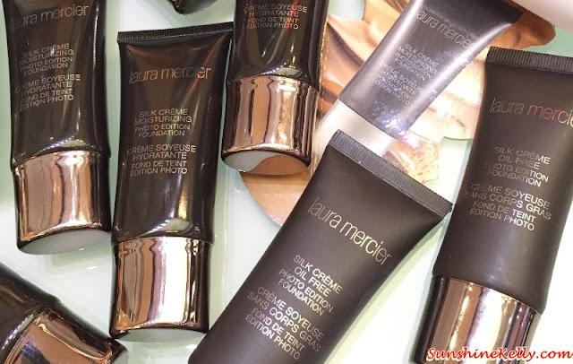 Laura Mercier Silk Crème Photo Edition Foundation, beauty Review, laura mercier makeup, laura mercier malaysia