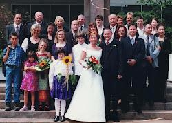 Hochzeit 2001