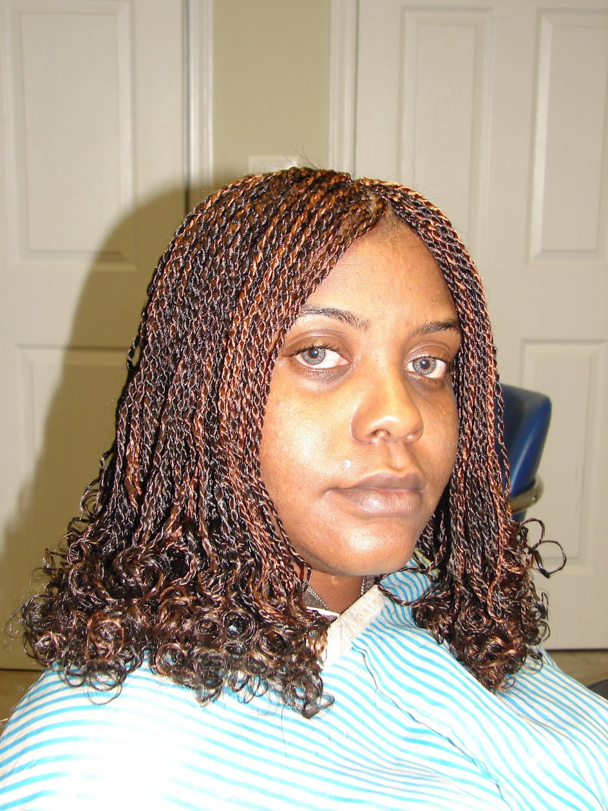 Prestige African Hair Braiding Senegalese Twists