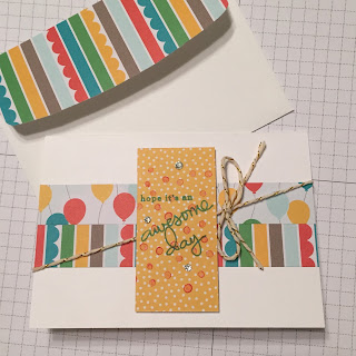 How To Cherry on Top Note Card Set Midnight Crafting Endless Wishes