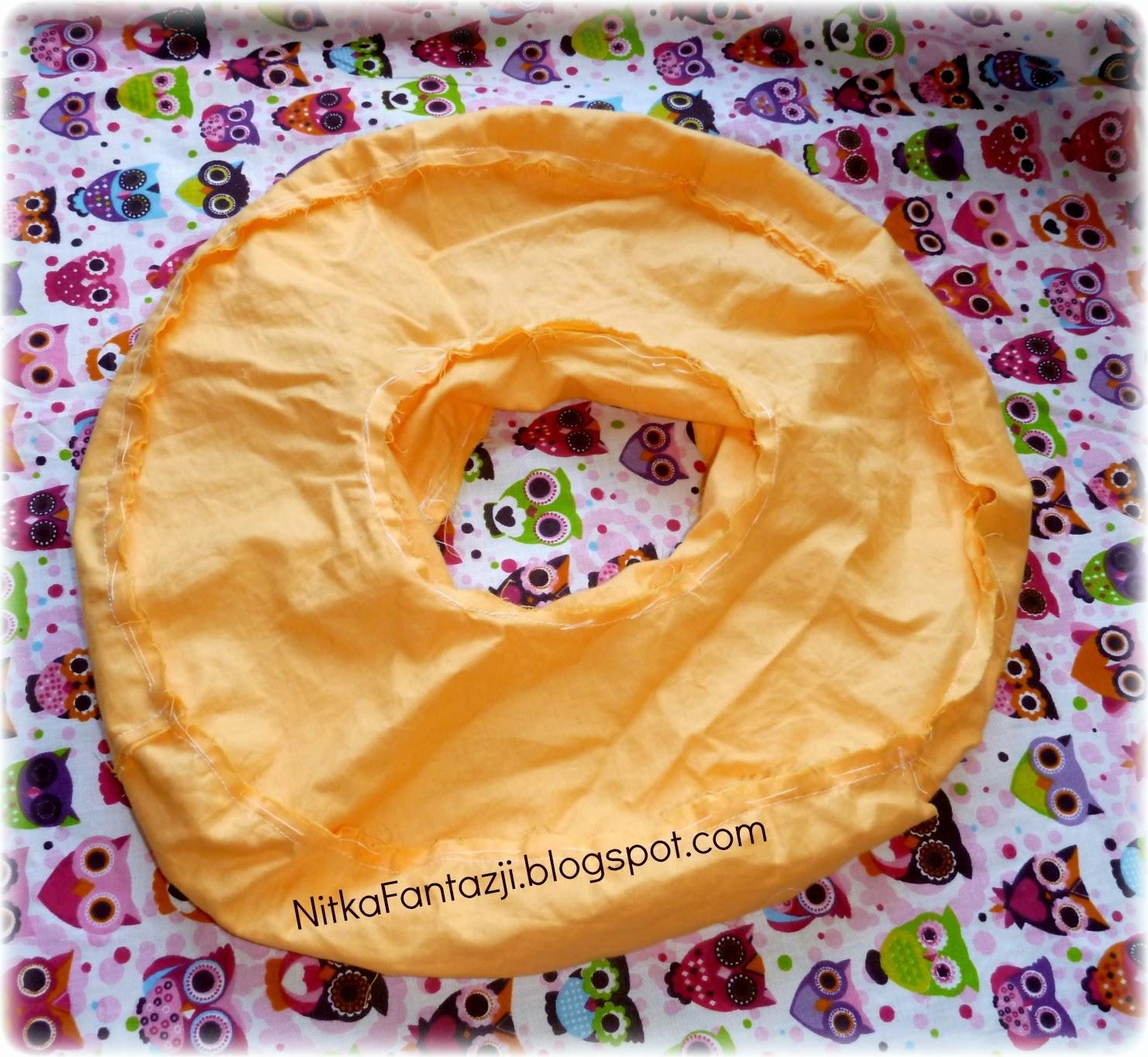 Poduszka literka