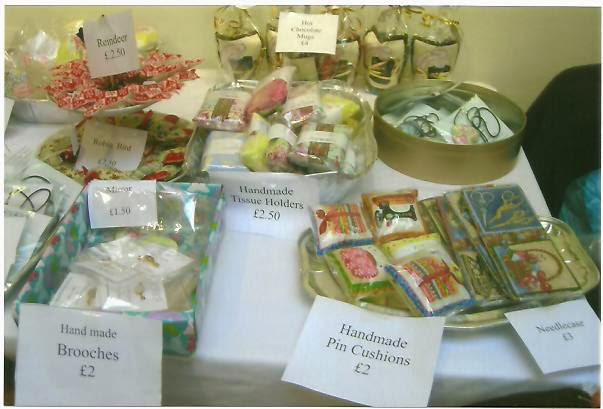 Sew with your heart forty hall christmas craft fair for Sewing to sell at craft fairs