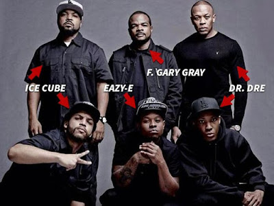 Taquilla USA: 'Straight Outta Compton' sigue dominando en la taquilla