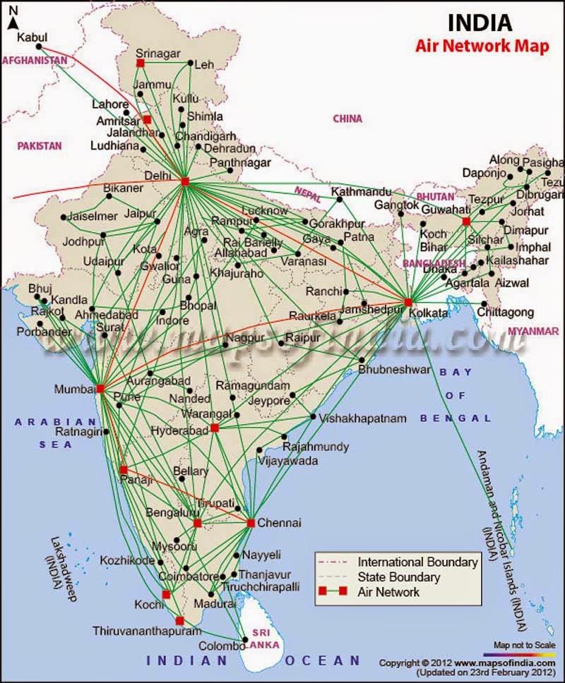 India Three Thematic Maps