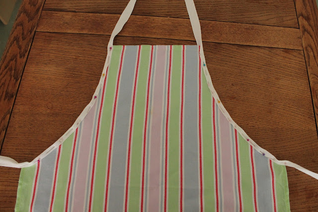 Tea Towel Aprons