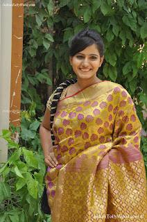 Tanusha Saree Photos