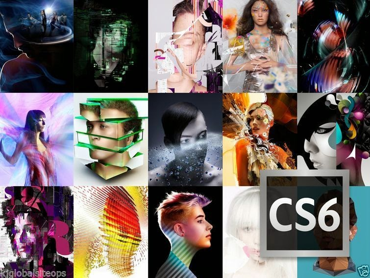 Adobe CS6 Master Design Suite With Photo Audio, Video and Website Design And Production Tools