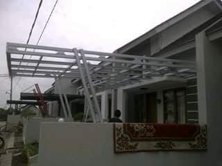Jasa Pembuatan Teralis, Pagar, Kanopi dan Tangga untuk Rumah Minimalis Malang, Blitar dan Batu.