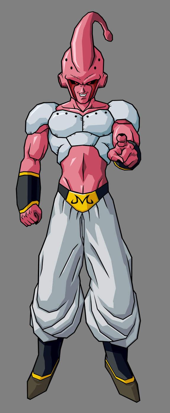 Anime Manga: Super Buu