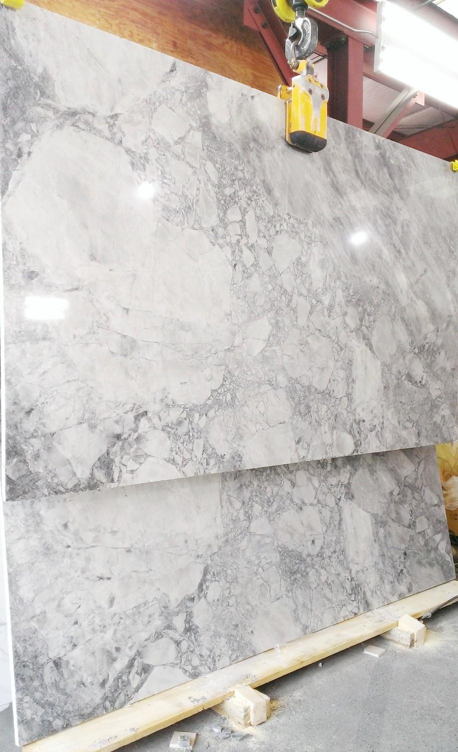 Dolomite Marble Backsplash