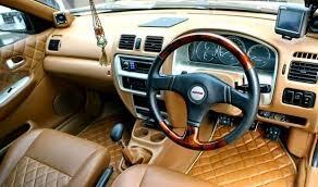 cara modifikasi interior mobil sedan