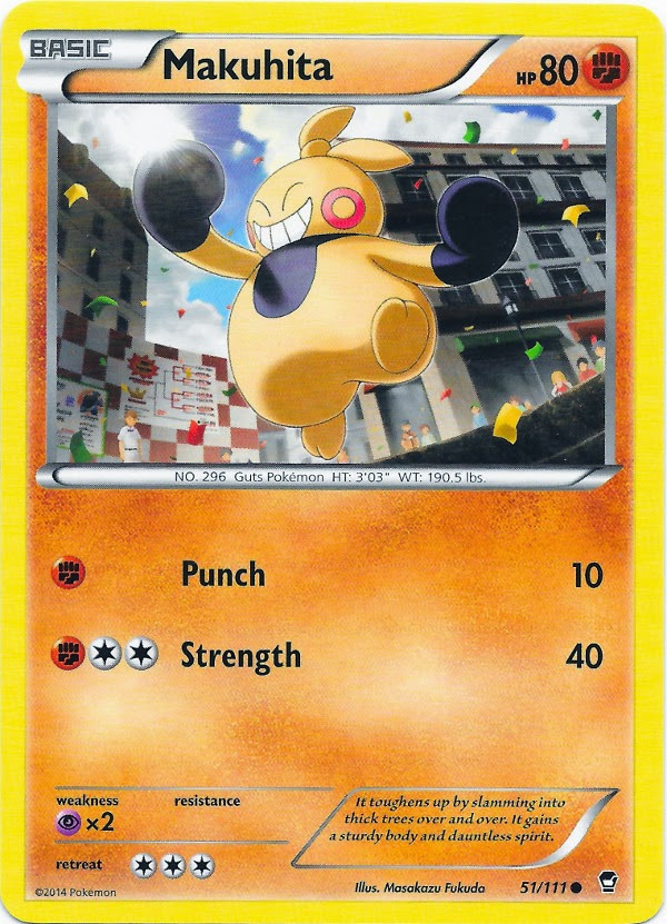 Pokemon furious fists