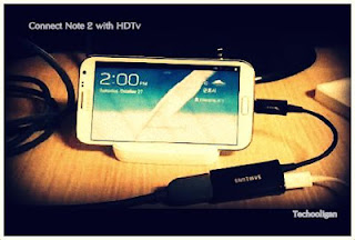 samsung note 2 mhl cable