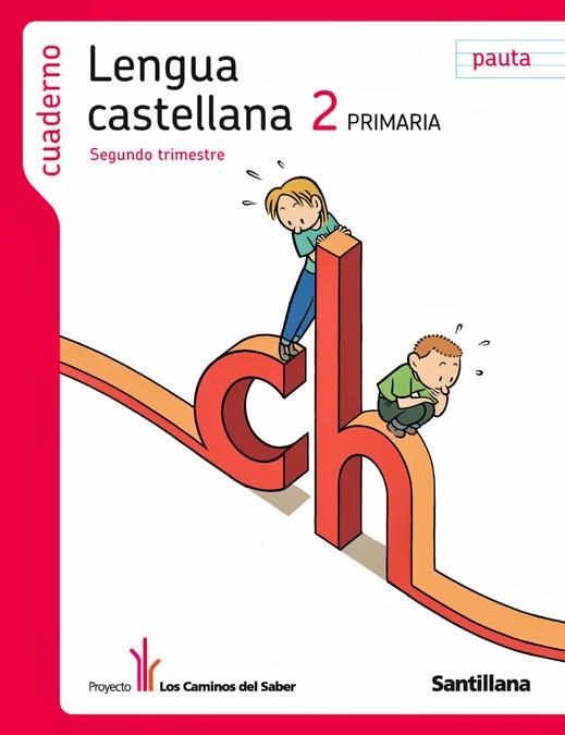 Cuadernillo Santillana 2º - 2