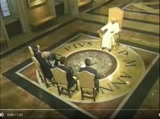 Antipapa Benedicto XVI fue el Falso Profeta de Ap 13,11