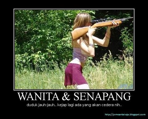 WANITA & SENAPANG