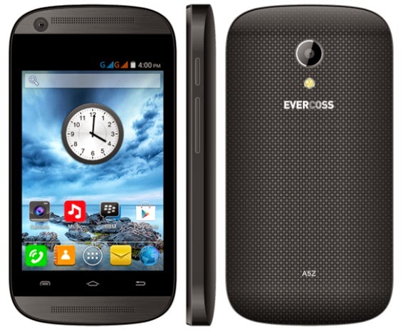 Evercoss A5Z Smartphone Android Murah Rp 500 Ribuan