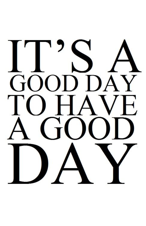 dobry dzień