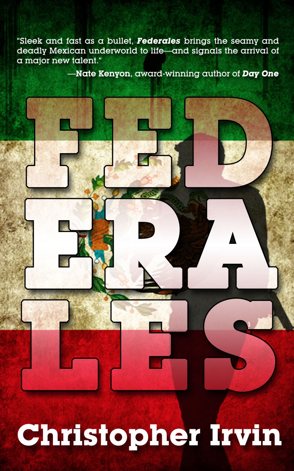 Chris Irvin: Five Things I Learned Writing Federales